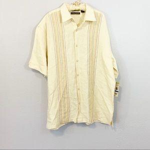 CUBAVERA AMBOS MUNDOWS Guayabera Shirt